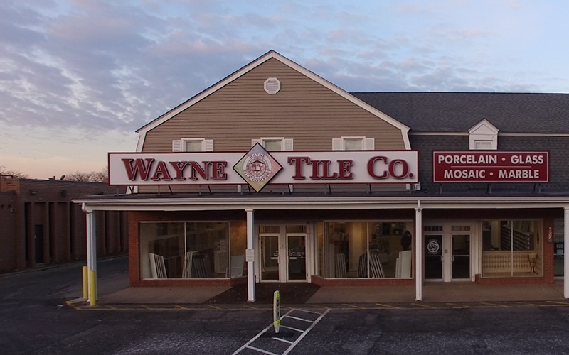 Locations Wayne Tile