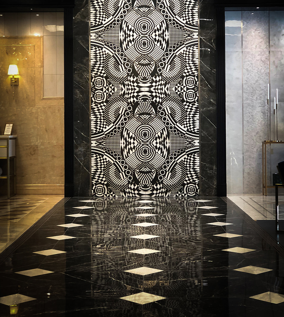 Versace Ceramic Tiles in New Jersey