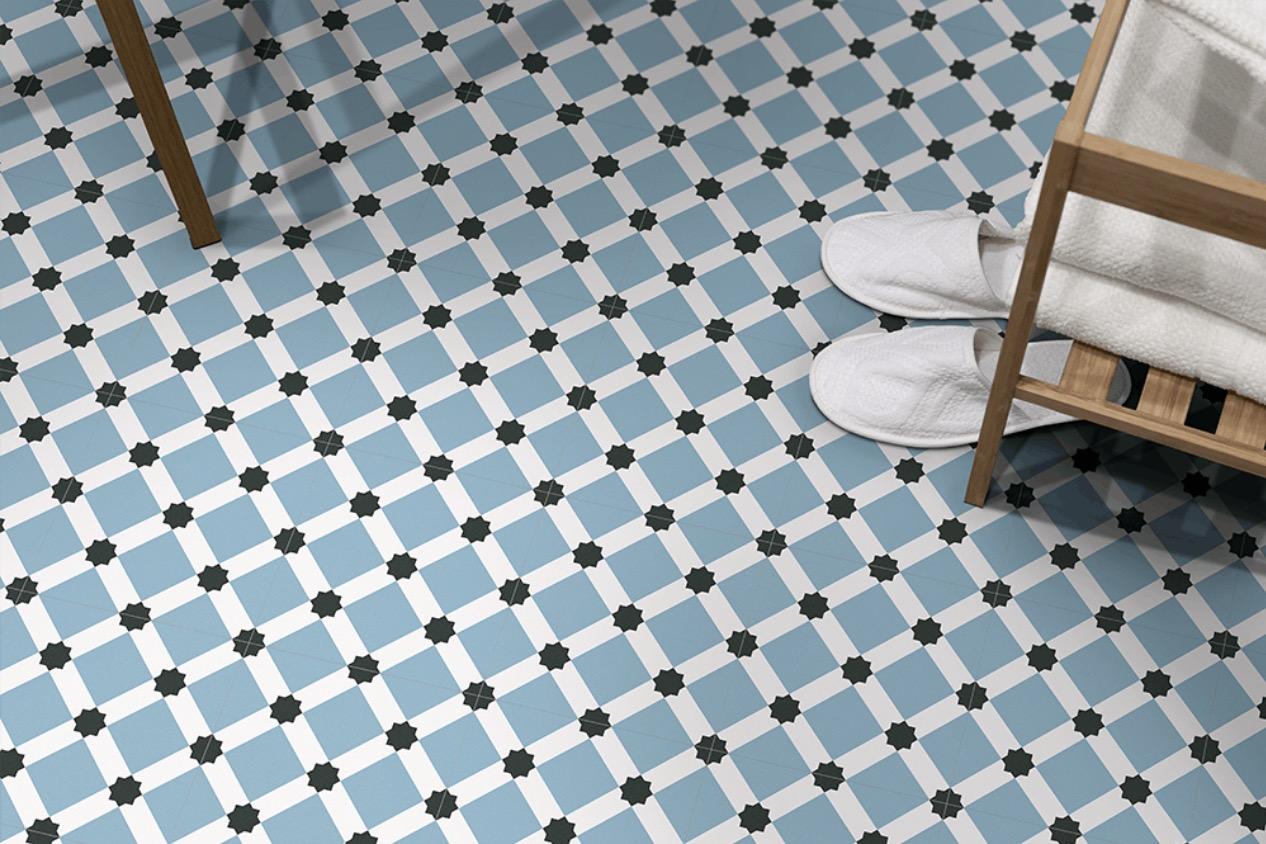 tiles to reduce allergies