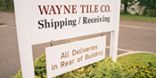 Locations Wayne Tile